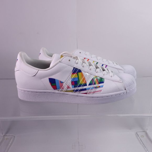 NEW adidas Originals Superstar Pride Shoes FY9022